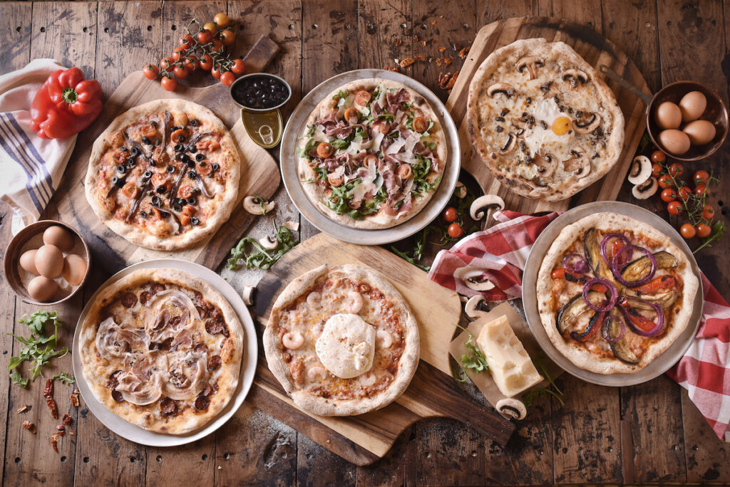 la mejor pizzería